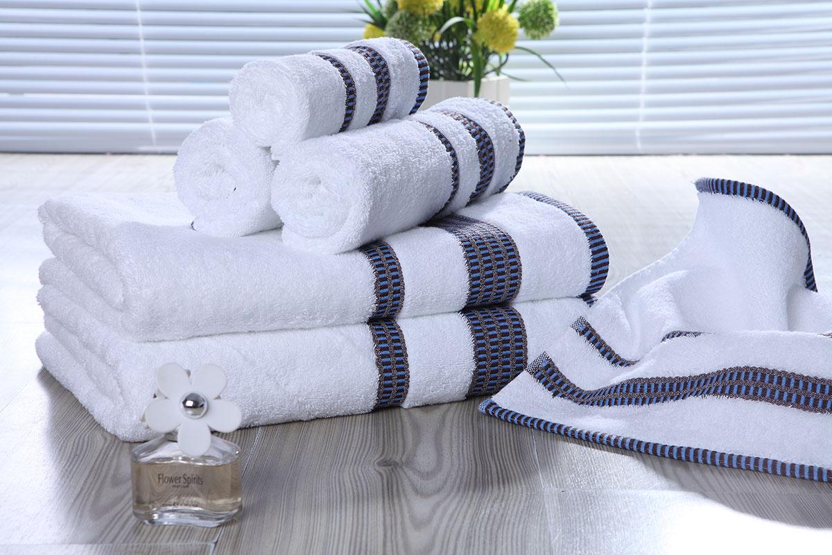 地中海风情 酒店毛巾定制