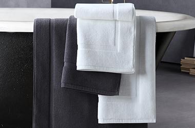 五星级酒店纯棉地垫卫浴门口浴室防滑垫卫生间脚垫吸水家